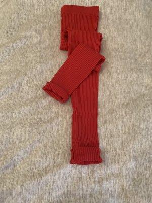 Leggings rosso