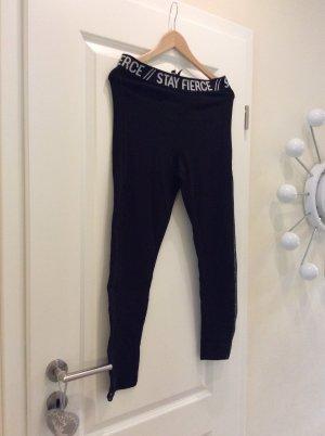 Legging von H&M schwarz