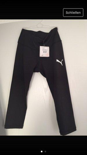 Puma pantalonera blanco-negro