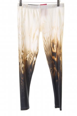 Leggings abstract pattern extravagant style