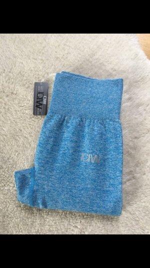 Leggings gris-azul