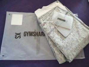 GYMSHARK Leggings gris claro