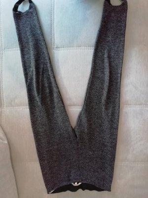 leggings für den Winter blickdicht meliert reiterhoae