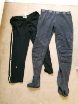 Leggings  gr.S und 3/4Hose