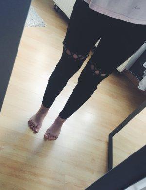 Leggings H&M schwarz