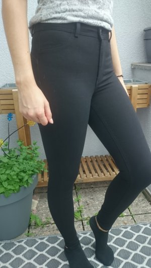 Leggings in stoffhosenoptik