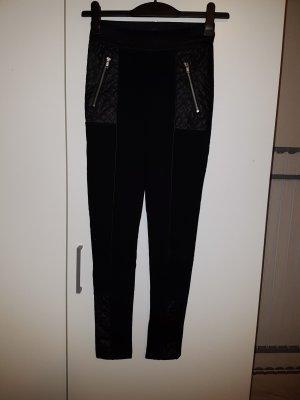 Leggings mit Lederoptik Gr.XS