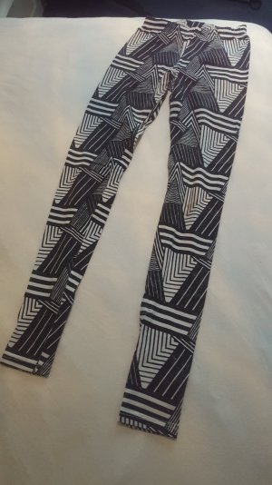 Leggings mit Muster von H&M