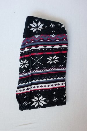 Leggings Norwegermuster