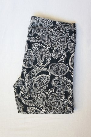 Leggings Paisley Muster