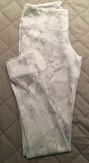 Reebok pantalonera blanco-gris claro