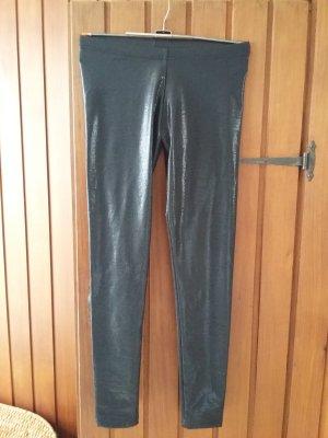 Leggings von adidas neo schwarz
