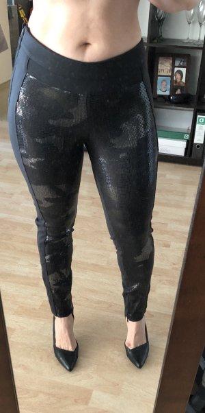 Cambio Legging antraciet