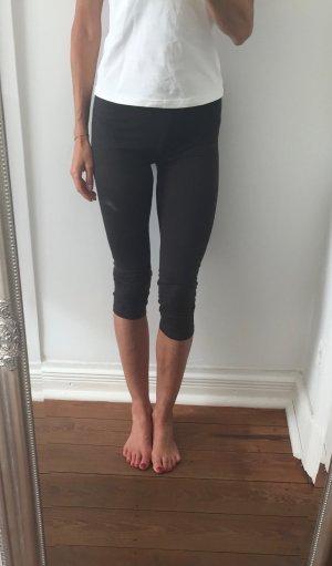Leggings von DICTIONARY * anthrazit * Größe M 36-38