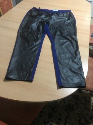 Pfeffinger Leggings negro-azul oscuro