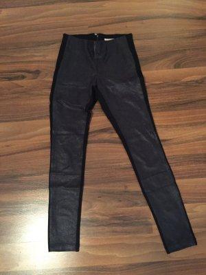 Esprit Leggings gris oscuro-negro