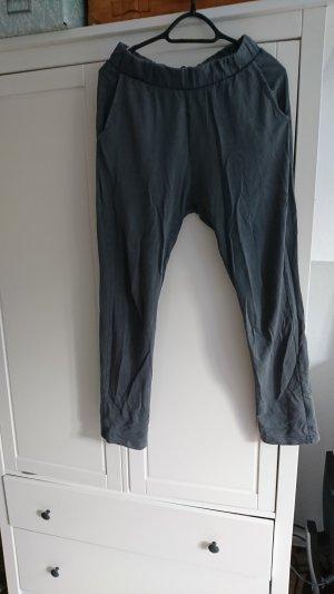 Zara Leggings gris oscuro