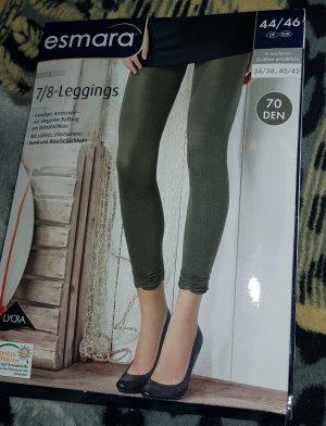 Esmara Trousers olive green