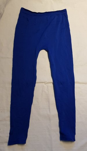 Leggins in blau