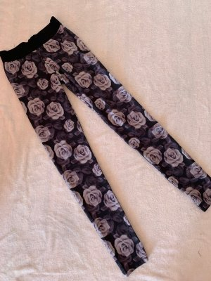 Ann Christine Leggings grey-black