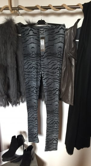 Leggins mit Animalprint