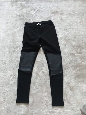 Object Leggings negro