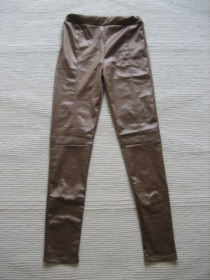 Leggings marrón claro
