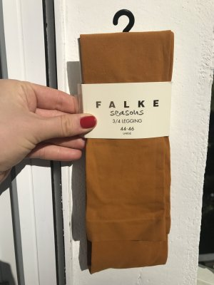 Falke Leggings marrón arena