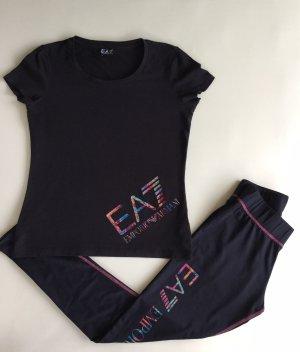 Leghings und T–Shirt für Training