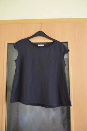 Calliope T-Shirt dark blue cotton