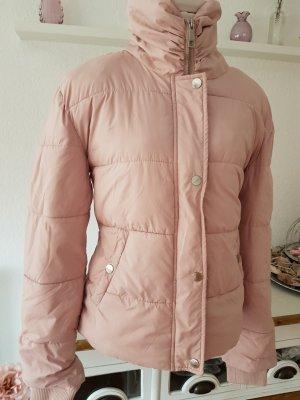 Primark Giubbotto trapuntato rosa pallido
