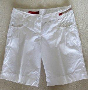 Leicht & luftige Sommerhose in Weiß
