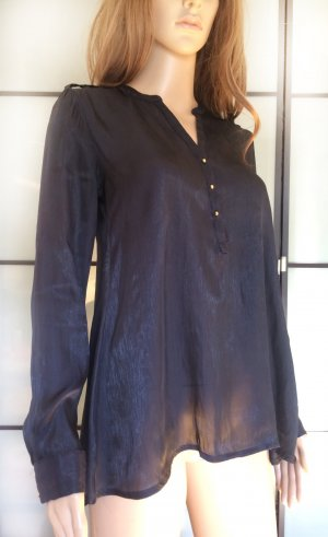 H&M Splendor Blouse black polyester