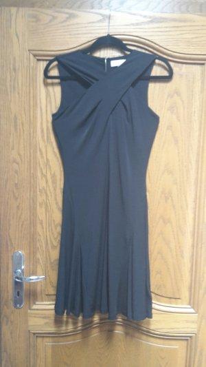 Michael Kors Off-The-Shoulder Dress black mixture fibre