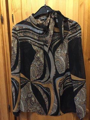 Leicht transparente Bluse von Tramontana