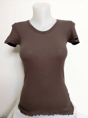 Leicht transparentes Shirt (Gr. S)