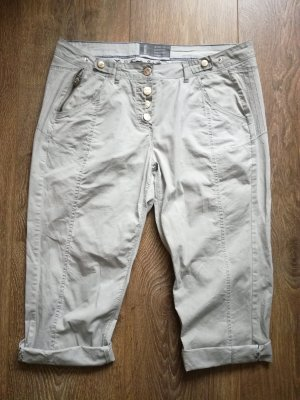 Cecil 3/4 Length Trousers light grey