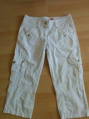 Street One Pantalón de camuflaje blanco