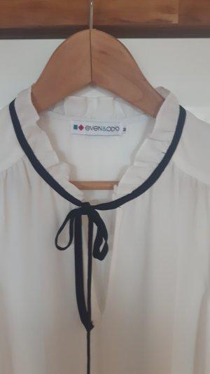 leichte ärmellose bluse mit schleife
