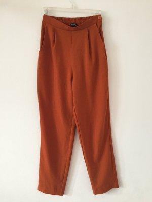 leichte American Apparel High Waist Hose S orange