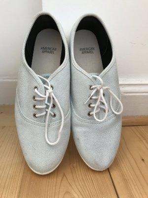 Leichte American Apparel Schuhe