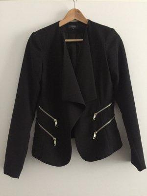 Leichte asymmetrische Jacke