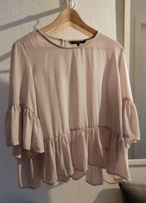 Vero Moda Blouse oversized beige clair polyester