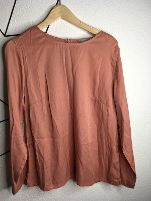 H&M Long Sleeve Blouse apricot