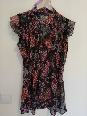 Atmosphere Short Sleeved Blouse multicolored