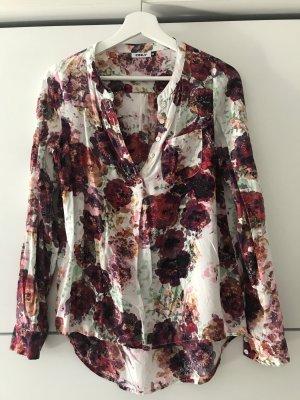 Leichte Bluse mit Blumenmuster, ONLY, Größe 34