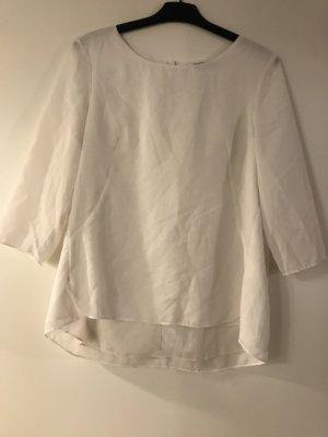 Leichte Bluse mit dreiviertel Armen