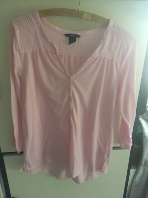 H&M Shirt Tunic light pink
