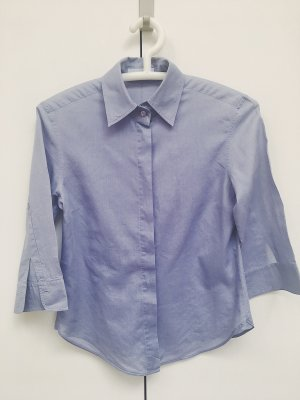 Leichte Bluse Strenesse Blue fliederfarben Gr. 36
