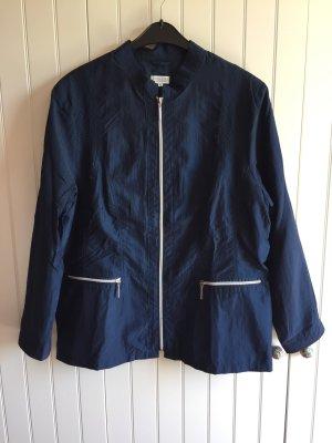 Leichte Blusenjacke der Marke Gina Laura im maritimen Stil, Gr. XL
